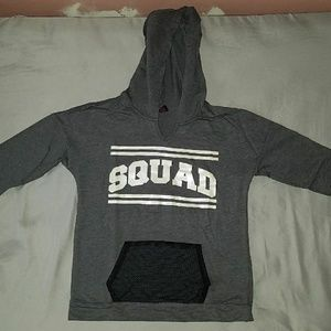 Material Girl Squad Pullover Hoodie
